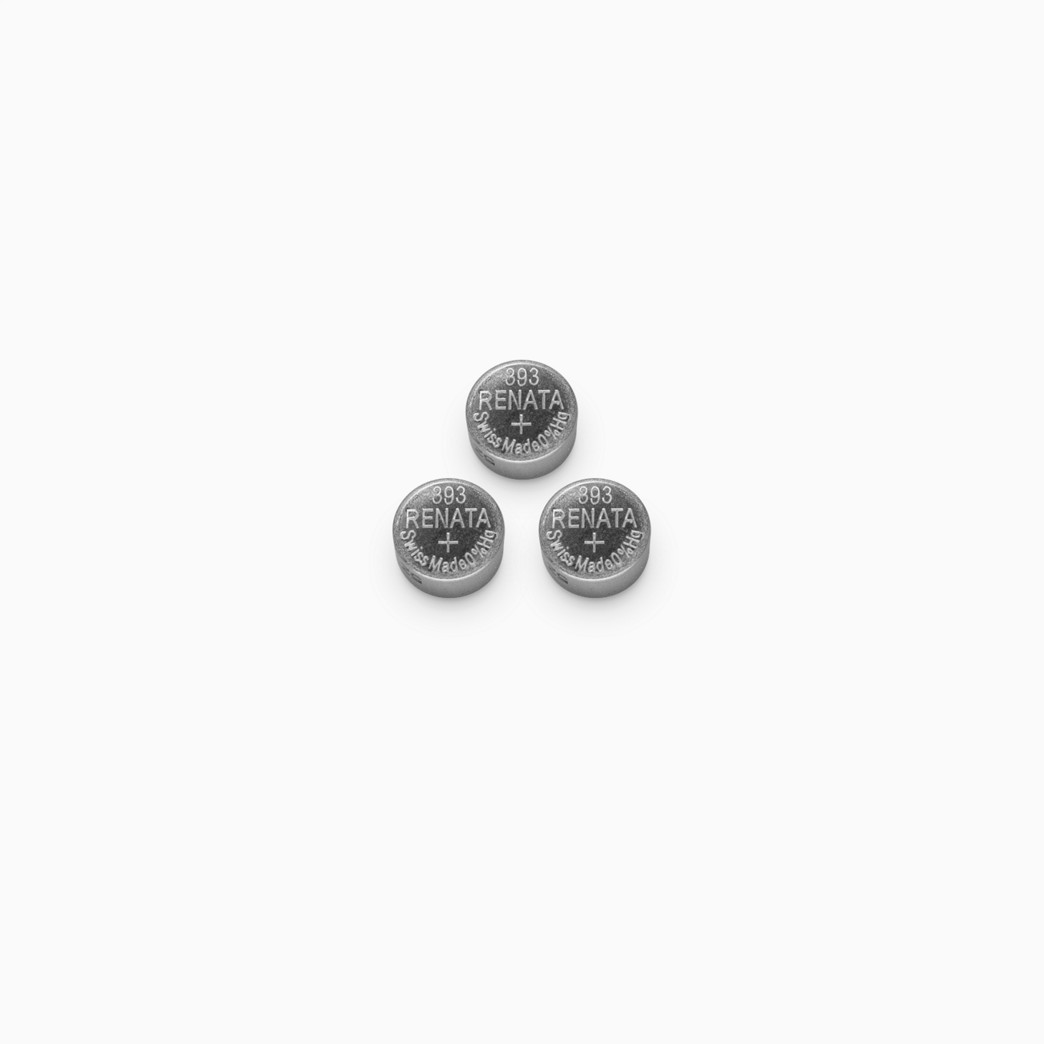 393 Button Cell Battery