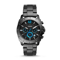 Fossil Privateer Sport Chronograph Smoke Stainless Steel Watch (BQ2167IEP)