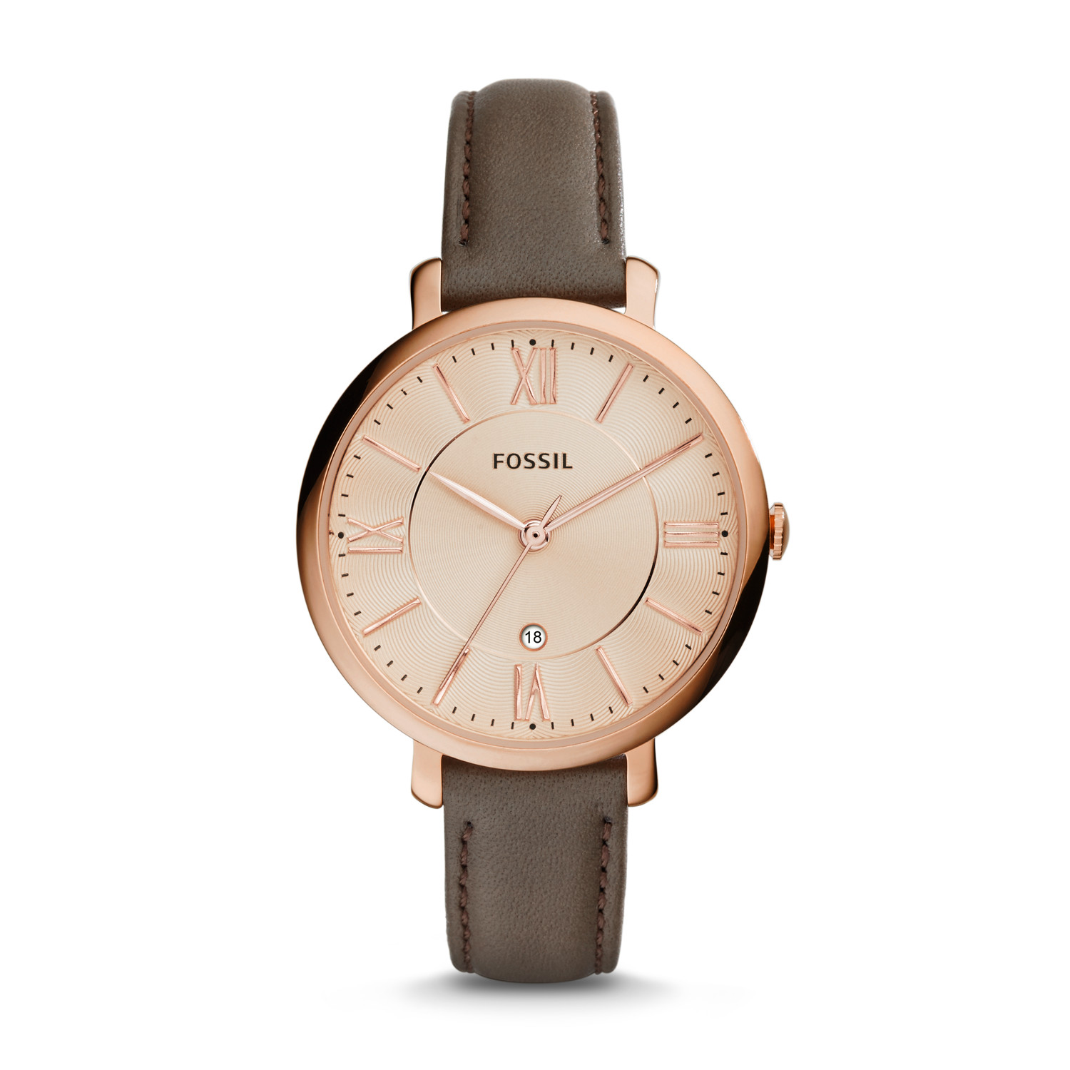 fossil watch girl