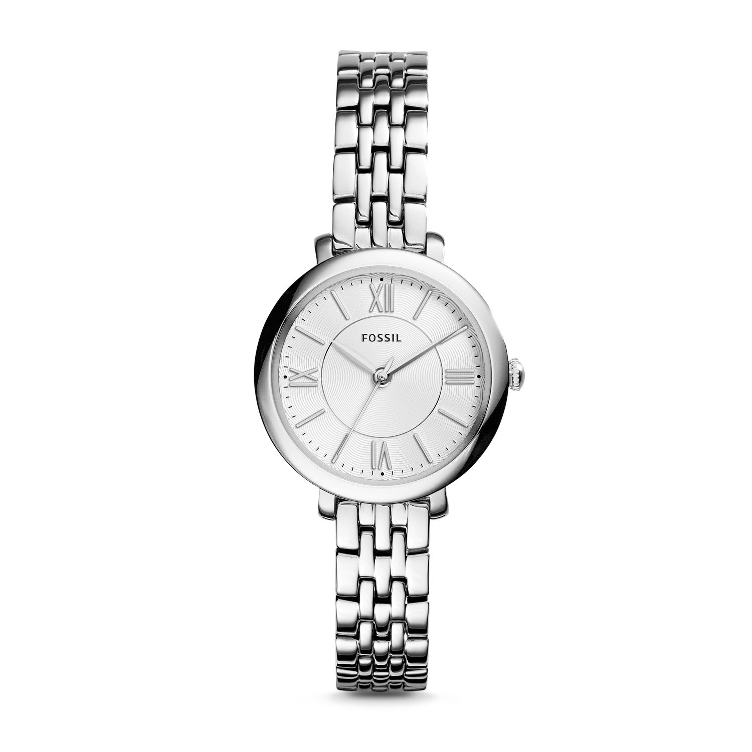 5122d672bd1 Jacqueline Mini Stainless Steel Watch - Fossil