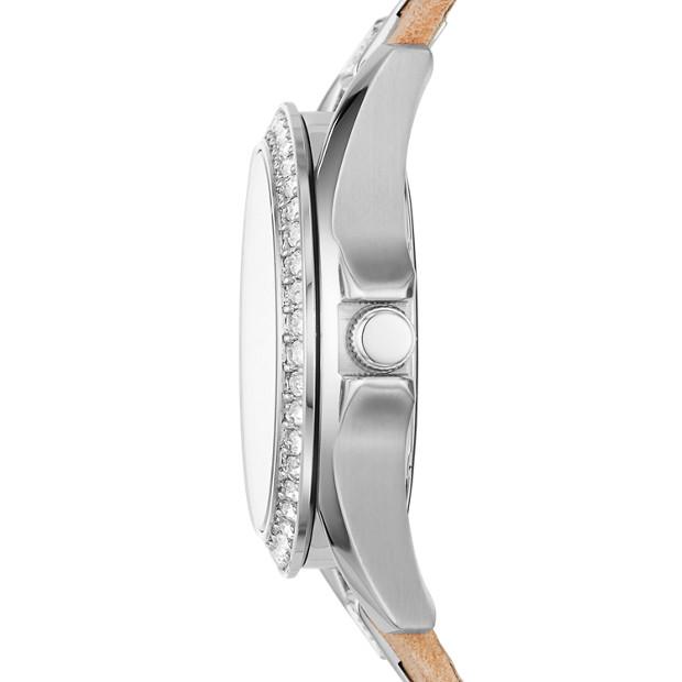 4dd727b4efb Riley Multifunction Light Brown Leather Watch. lblAltImage 0  lblAltImage  1. lblAltImage 1