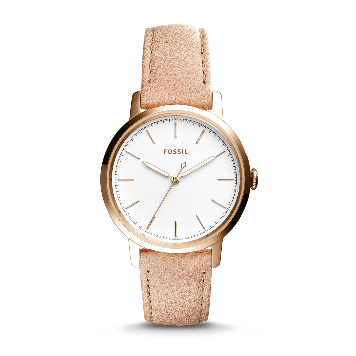 pdpzoom aemresponsive sand lblaltimage en leather products watches us sku muse watch fossil vintage automatic