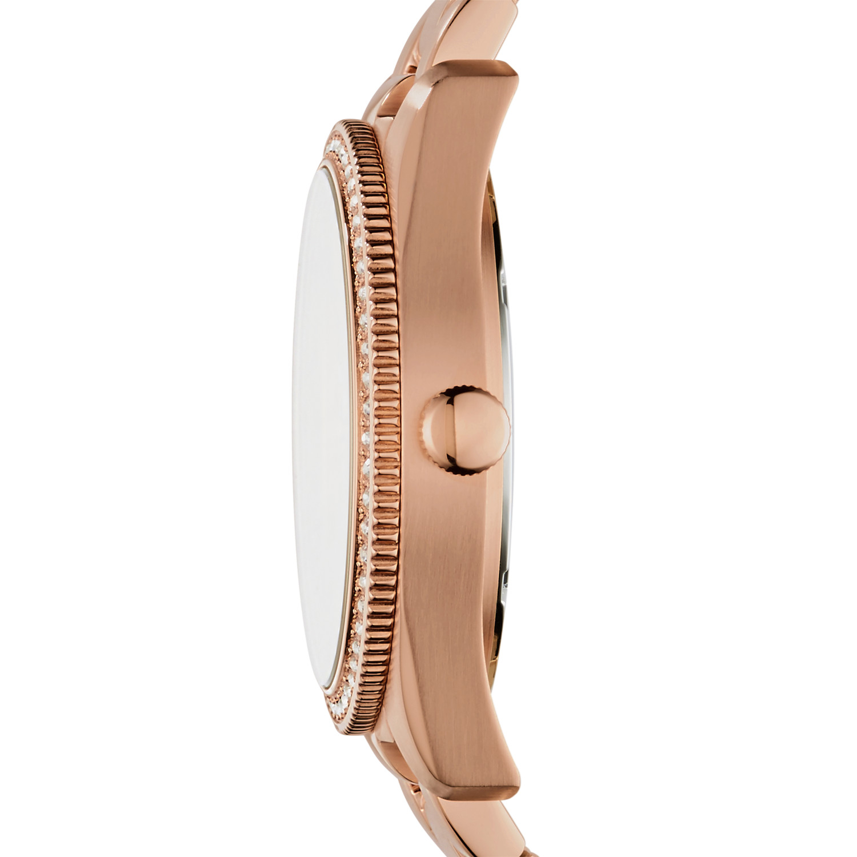 6486a6c52 Scarlette Multifunction Rose-Gold-Tone Stainless Steel Watch. lblAltImage  0; lblAltImage 1. lblAltImage 1. lblAltImage 1