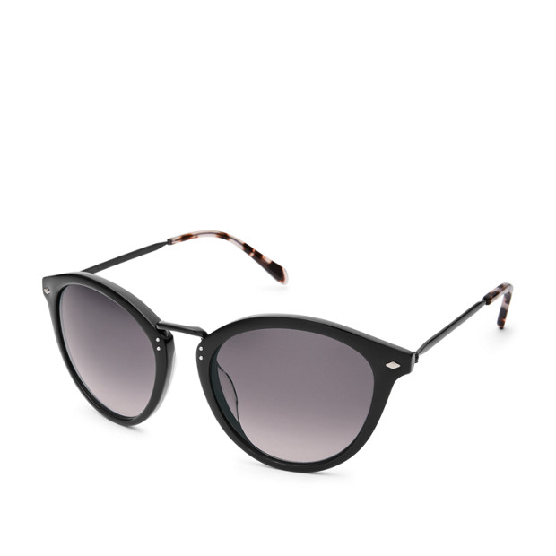 c1dfc25fbc Elsie Round Sunglasses - Fossil