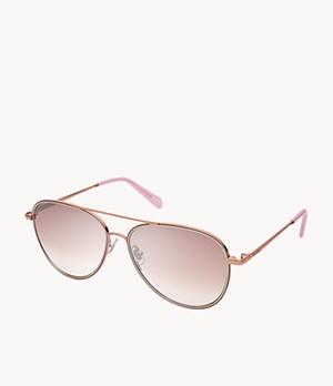 Bennet Aviator Sunglasses