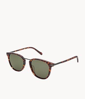 Morrison Round Sunglasses