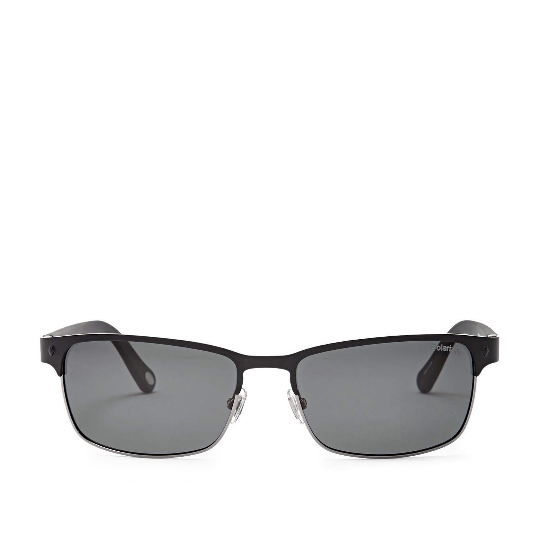 5738c47f3a Neuta Polarized Wrap Sunglasses - Fossil