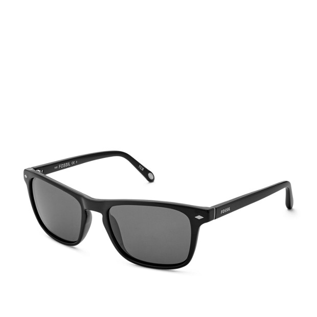 8cf8bc6797 Merritt Rectangular Sunglasses - Fossil