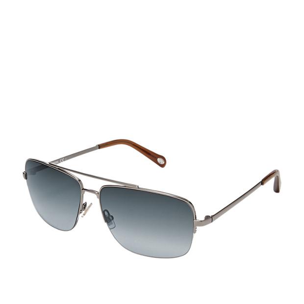 fossil sunglasses  Delafield Navigator Sunglasses - Fossil
