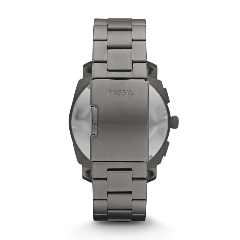 29efbd526eeb Machine Chronograph Smoke Stainless Steel Watch. lblAltImage 0  lblAltImage  1  lblAltImage 2  lblAltImage 3. lblAltImage 1. lblAltImage 1