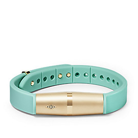Activity Tracker and Sleep Monitor - Q Motion Mint Silicone