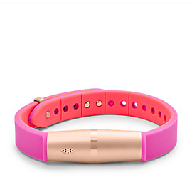 Activity Tracker and Sleep Monitor - Q Motion Pink Silicone
