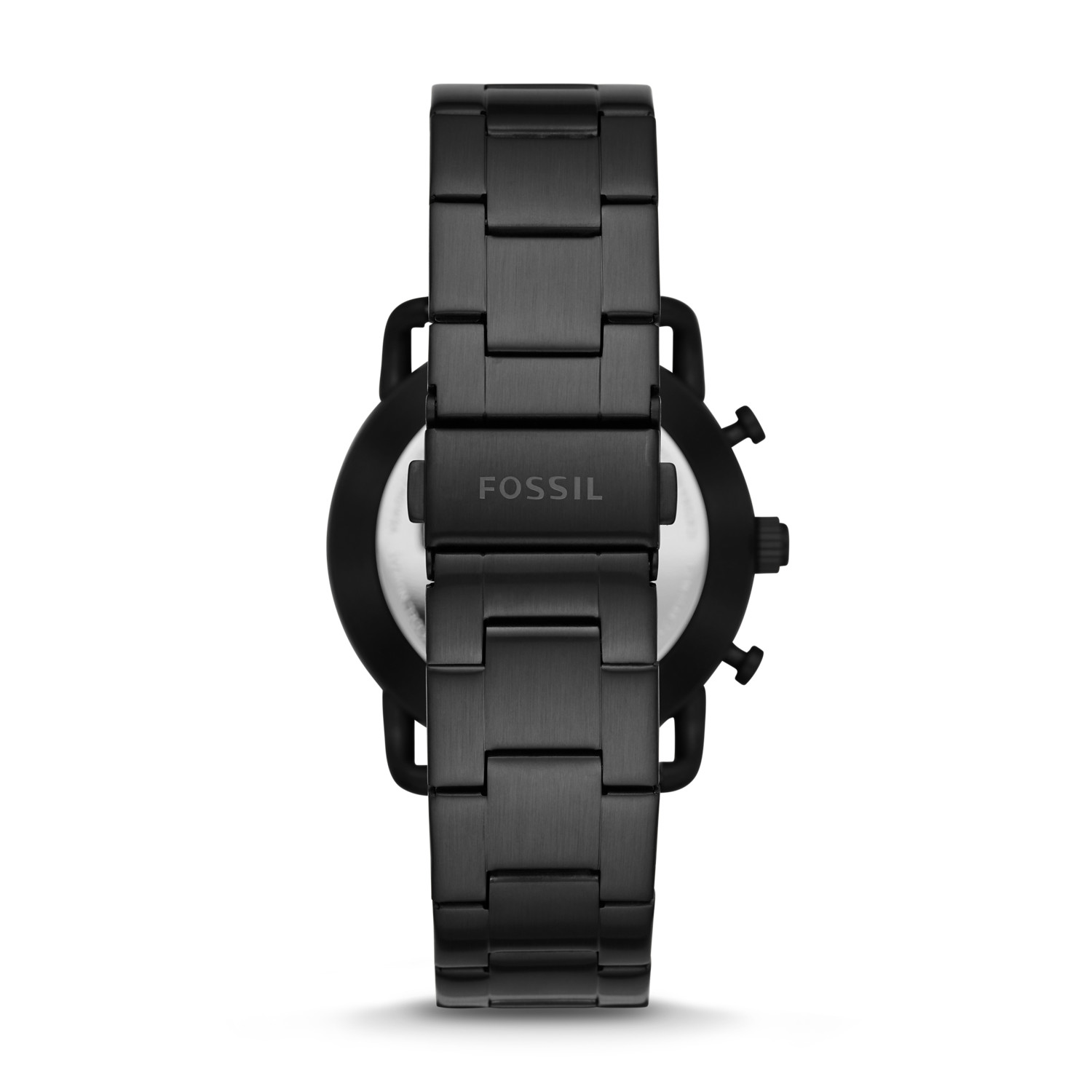 423d1684a71 Hybrid Smartwatch - Commuter Black Stainless Steel - Fossil
