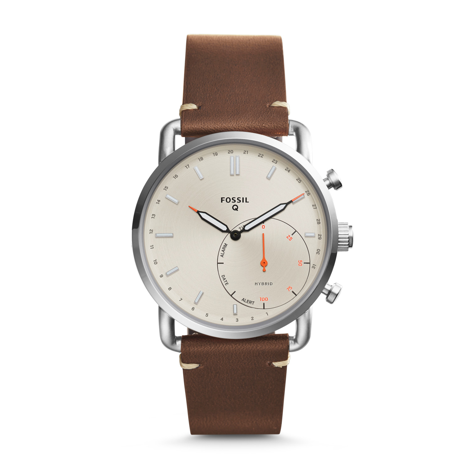 Image result for Fossil Q Commuter watch