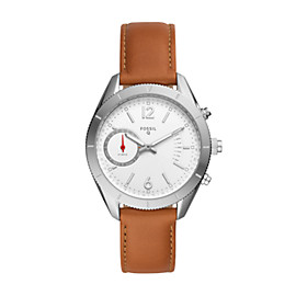 Hybrid Smartwatch – Q Alyx Brown Leather