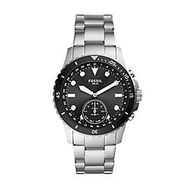 Hybrid Smartwatch FB-01 Stainless Steel