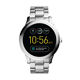 Gen 1 Smartwatch - Q Founder Stainless Steel