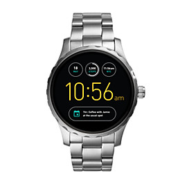 Gen 2 Smartwatch - Q Marshal Stainless Steel
