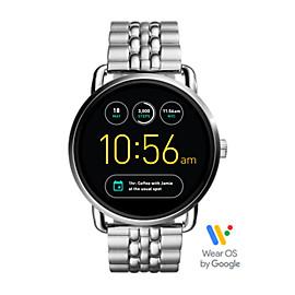 Damen Smartwatch Q Wander - Touchscreen - Edelstahl