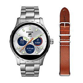 Gen 2 Smartwatch - Limited Edition Fossil Q x Cory Richards Set