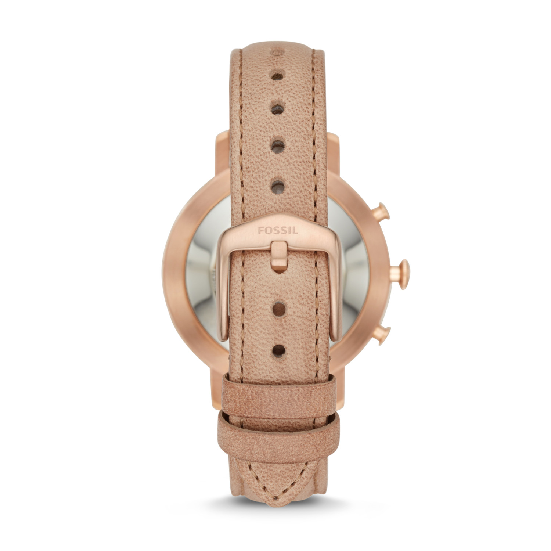 Hybrid Smartwatch - Q Neely Bone Leather