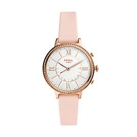 Hybrid Smartwatch Jacqueline Blush Silicone
