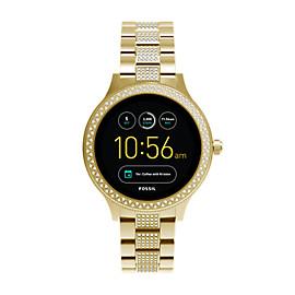 Damen Smartwatch Q Venture - 3. Generation - Edelstahl - Gold