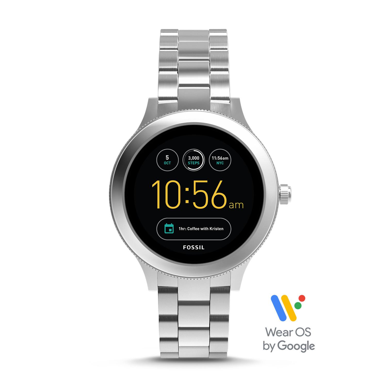 181a7ae446c1 Gen 3 Smartwatch - Venture Stainless Steel - Fossil
