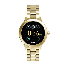 Gen 3 Smartwatch - Q Venture Gold-Tone Stainless Steel