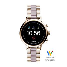 Damen Smartwatch Venture HR - 4. Generation - Edelstahl - Pastellrosa