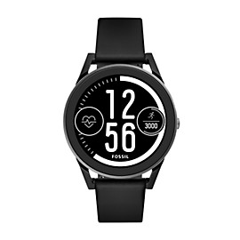 Gen 3 Sport Smartwatch - Q Control Black Silicone