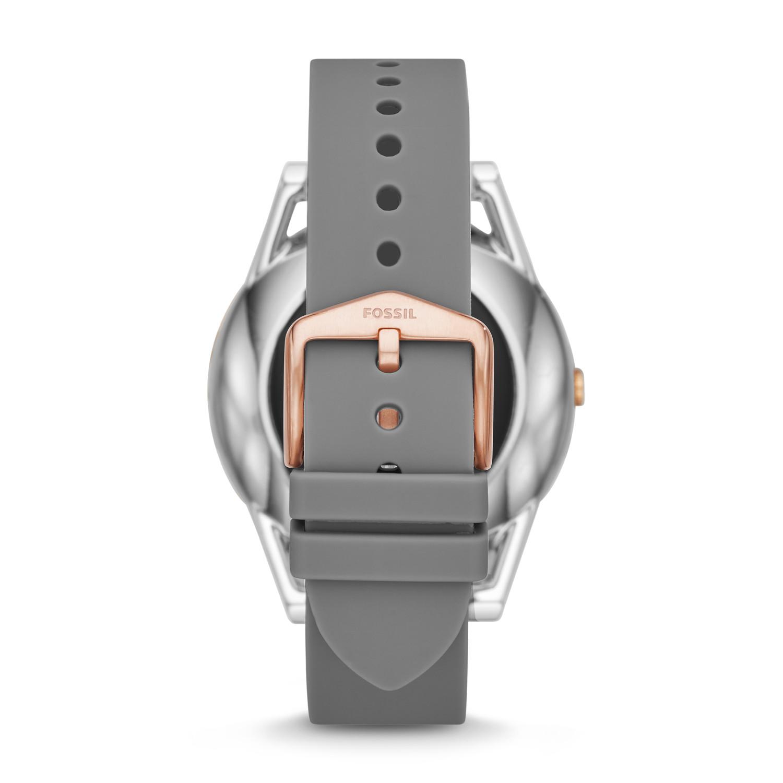 Gen 3 Smartwatch Control Gray Silicone