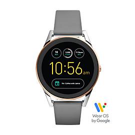 Gen 3 Sport Smartwatch - Q Control Gray Silicone