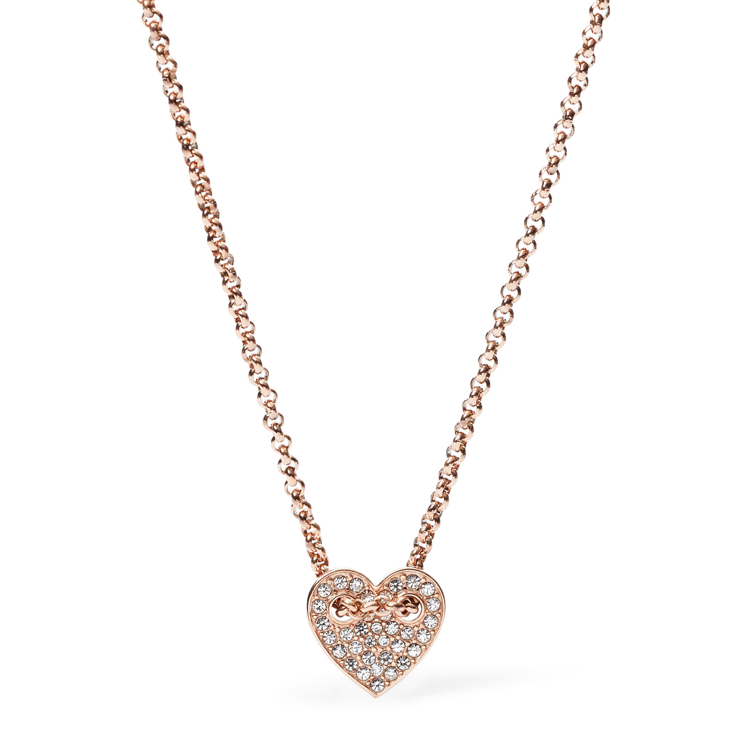 gold heart silver bonas jewellery oliver and duo necklace jewelry
