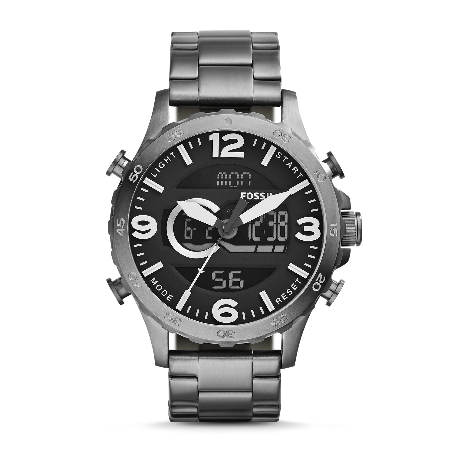 steel alexis water quartz men black chronograph resistant matt product round wrist stainless silver cheap dial miyota band analog watches watch