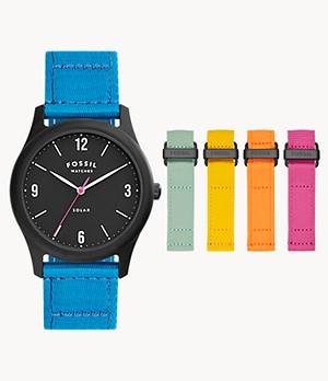 Limited Edition Solar Watch Box Set