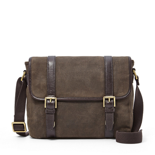 Estate EW City Bag - Fossil aa3f44d21bbca