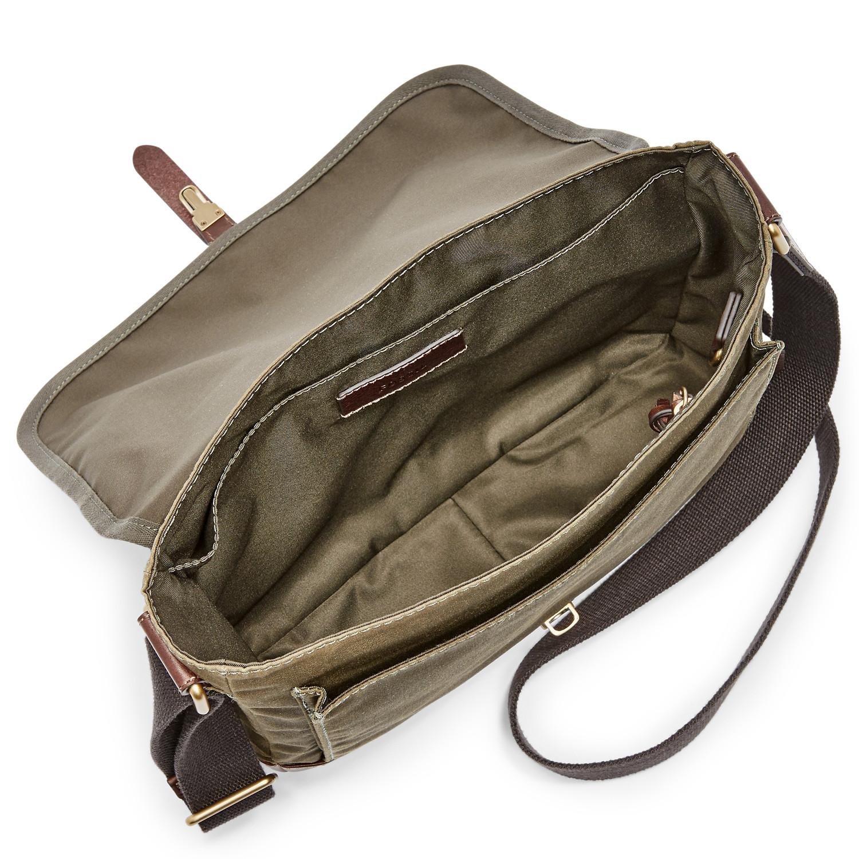 363c80dcfa Herren Tasche - Defender City Bag - Fossil