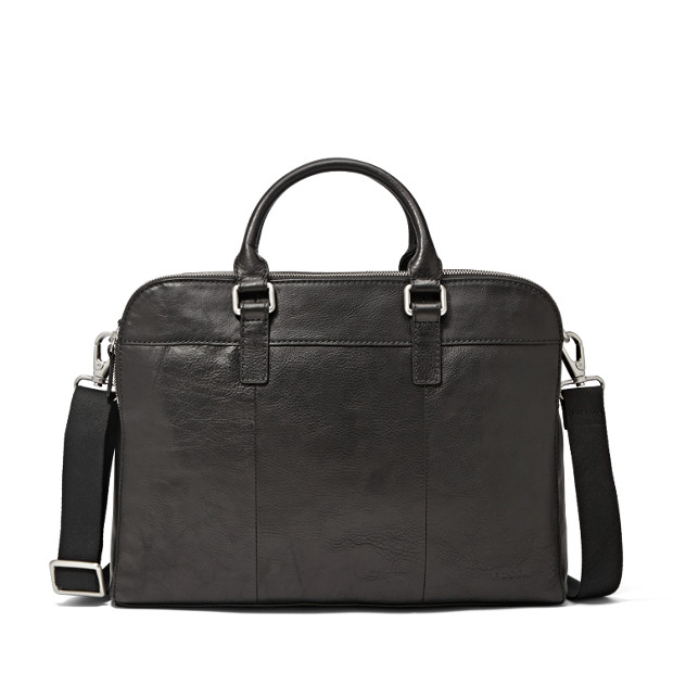 Mercer Double Zip Workbag - Fossil