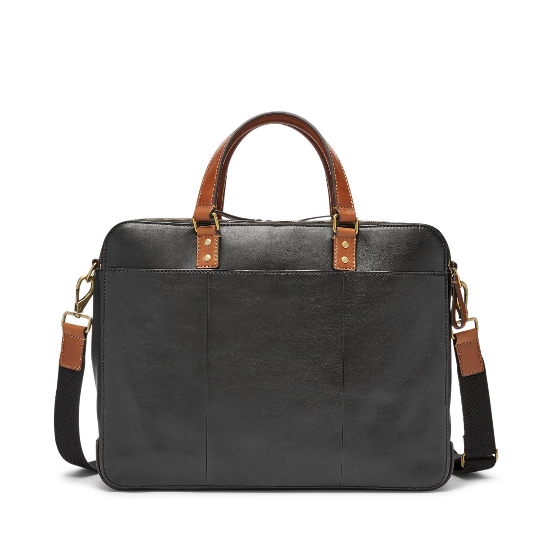 Defender Double Zip Workbag - Fossil