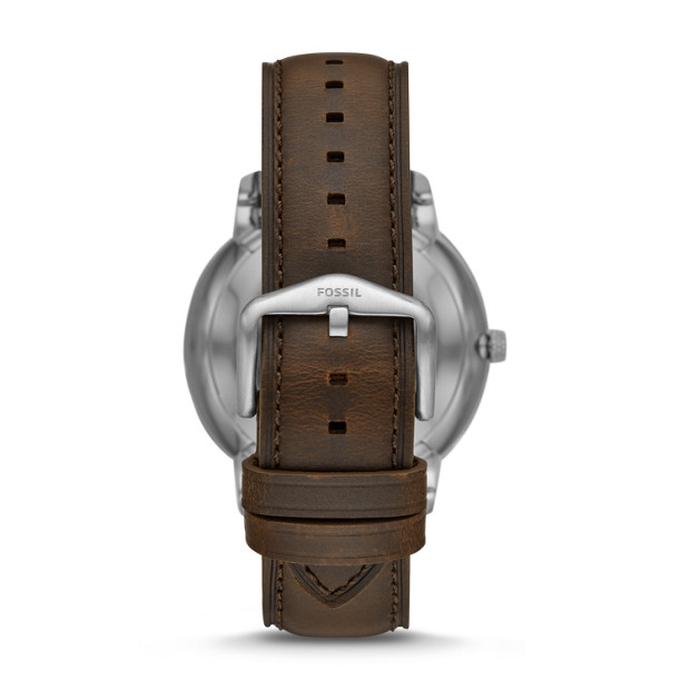 15a0e57a79a0 Neutra Twist Brown Leather Watch. lblAltImage 0  lblAltImage 1  lblAltImage  2. lblAltImage 1