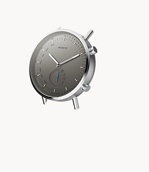 Misfit Command 44mm Watch Case Stainless Steel
