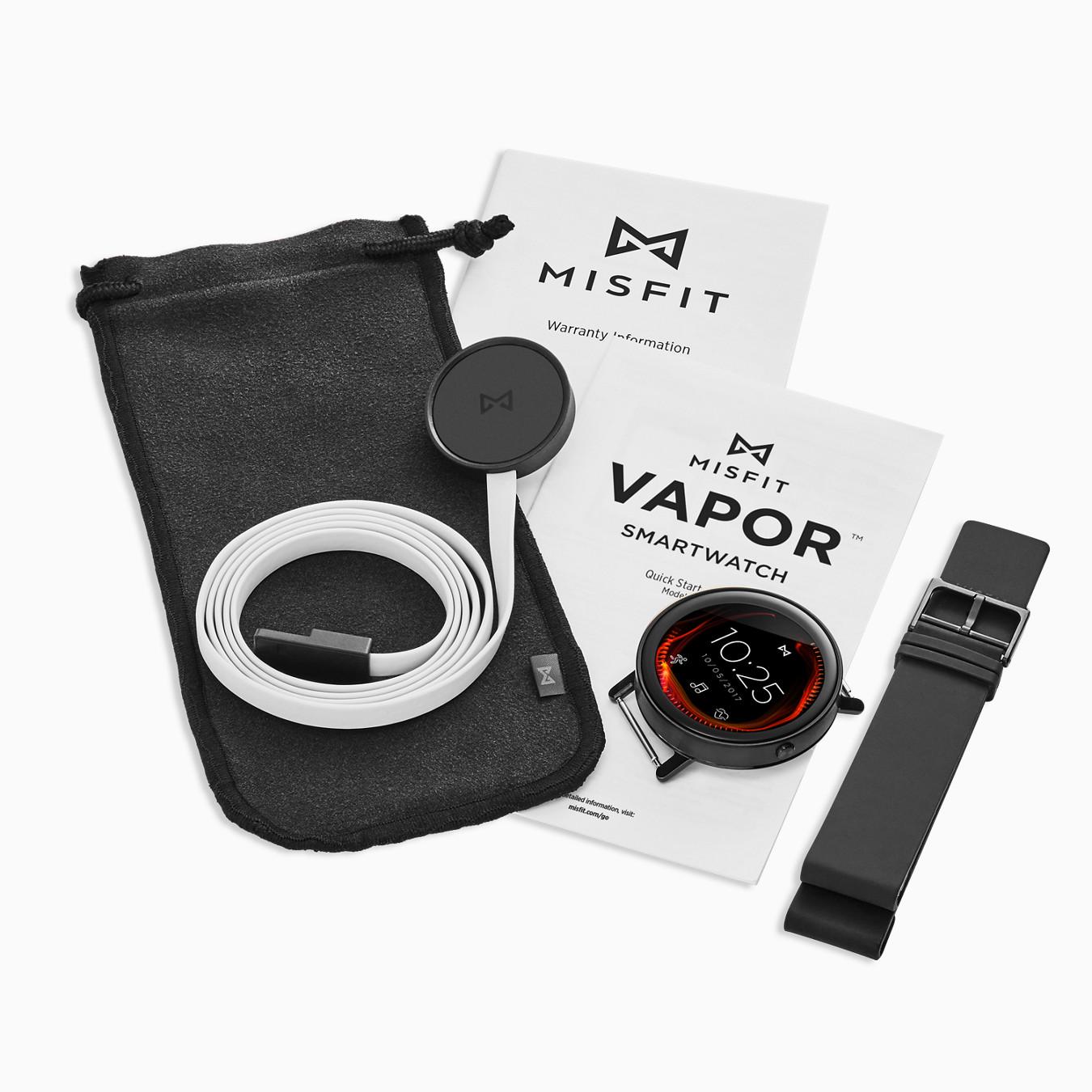 2 of 4  sc 1 st  Misfit & Misfit Vapor Smartwatch - Misfit