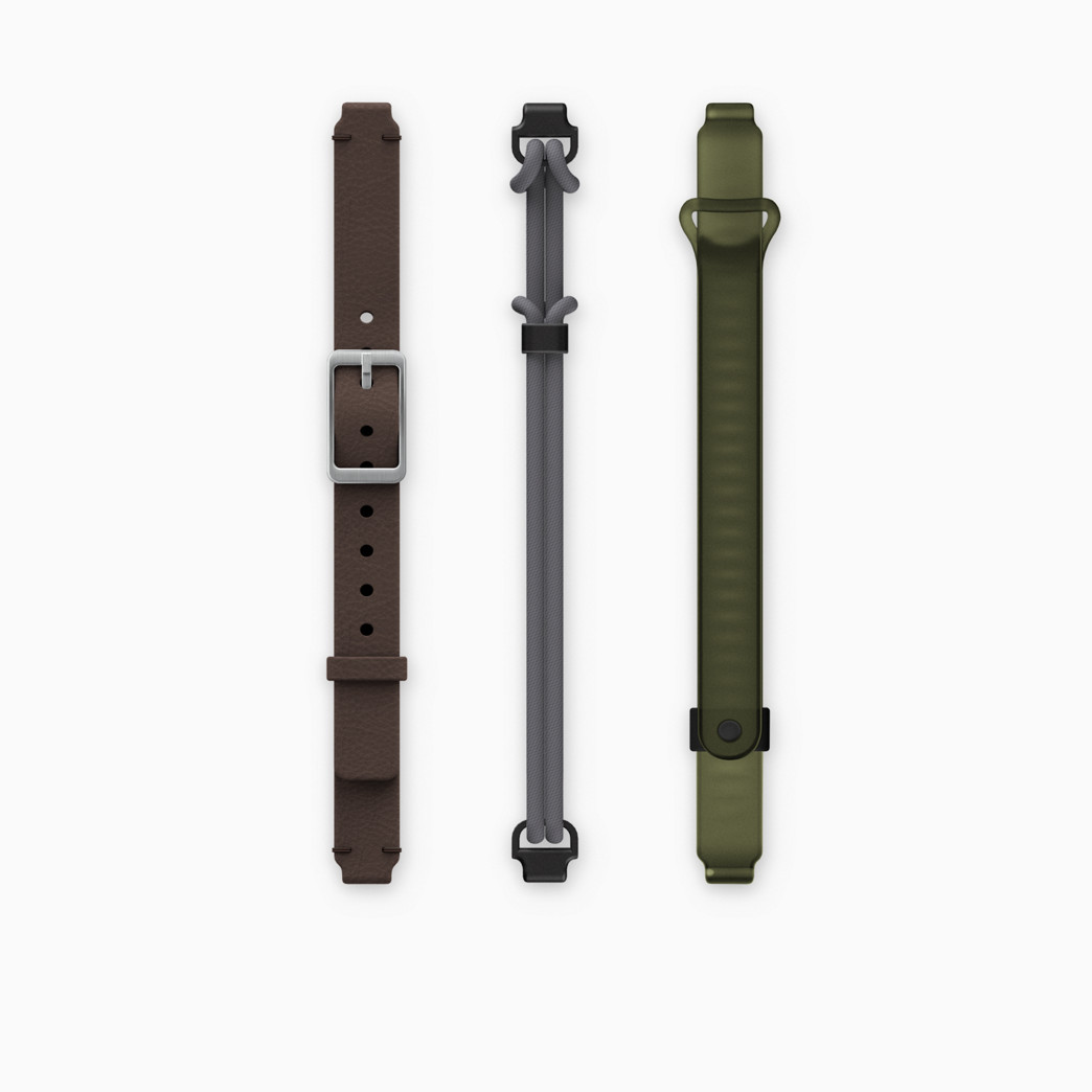 Misfit Ray Assorted Bands 3-Pack