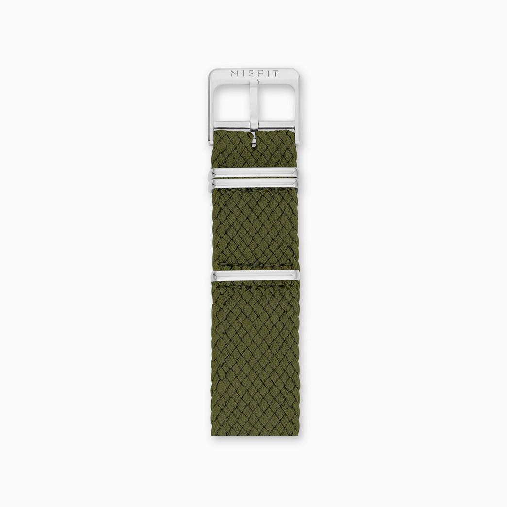 20mm Misfit Smartwatch NATO Nylon Strap