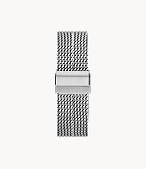 20mm Misfit Smartwatch Stainless Steel Mesh Bracelet