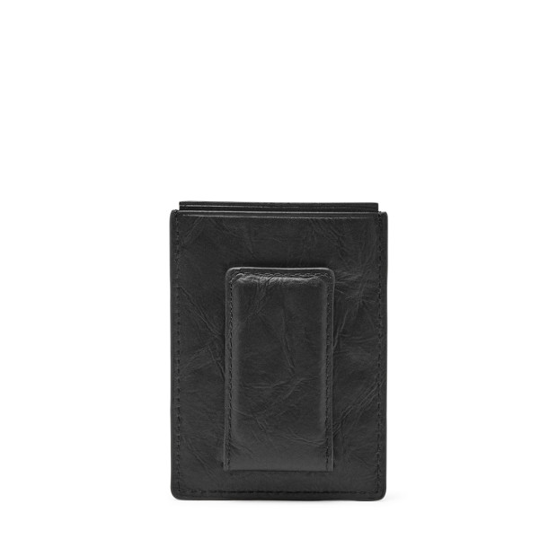 cheap for discount b9208 cb751 Neel Magnetic Card Case - Fossil