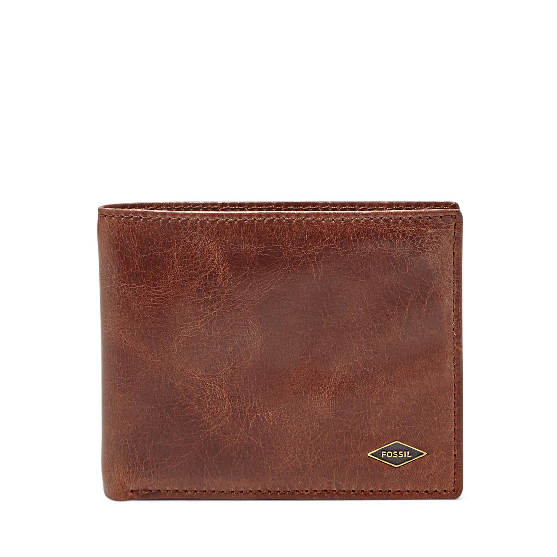 00a27e80bcee7 Herren Geldbörse Ryan - RFID Flip ID Bifold - Fossil