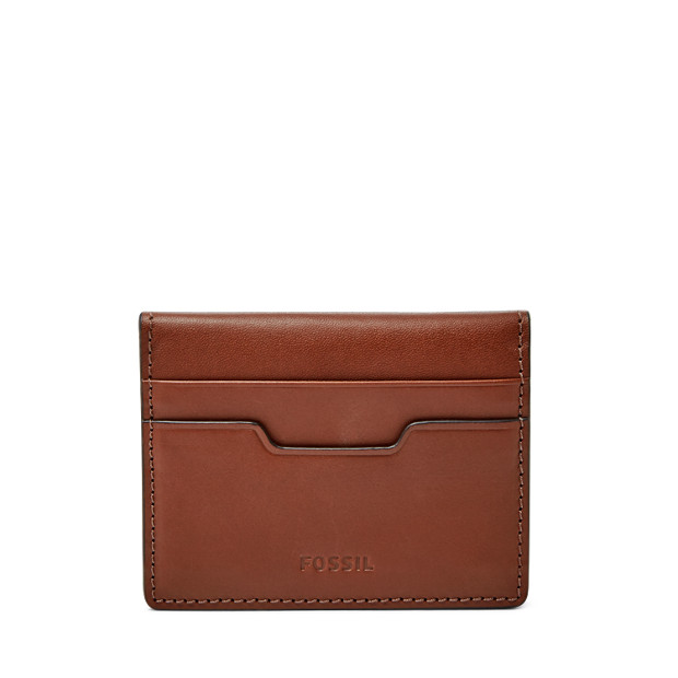 low priced 1f976 1a161 Ellis Magnetic Card Case - Fossil