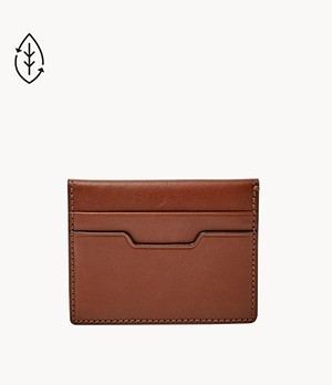 Herren Kartenmäppchen Ellis - Magnetic Card Case